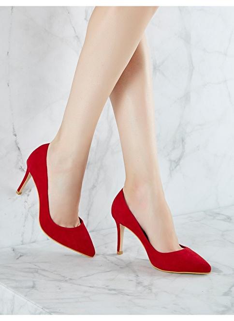 Mecrea Ayakkabı Kırmızı